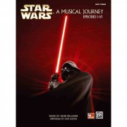 Alfred Music Star Wars A Musical Journey Episodes I-VI - Piano Solo (easy)