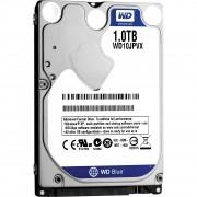 "HDD notebook 1 TB Western Digital Blue WD10JPVX SATA-III 2.5"" - second hand"