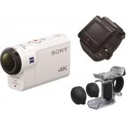 Sony FDR-X3000R + Sony AKA-FGP1