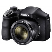 Sony DSC-H300 Digitale camera 20.1 Mpix Zoom optisch: 35 x Zwart