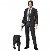15 cm mini figura Decoración de modelo + Perro modelo - John Wick 2