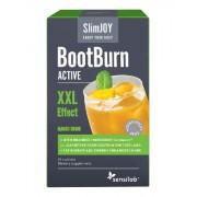 SlimJOY Brucia grassi BootBurn ACTIVE con effetto XXL. Bevanda al mango. 15 bustine