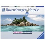 Puzzle Insula privata, 1000 piese