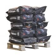 55x 7,5kg Houtskool (412,5 kilo)