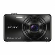 Sony DSC-WX220 negru - aparat foto compact cu Wi-Fi si NFC