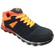 Port Men's Atomz Multi Color Pu Sports Shoes