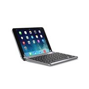 Brydge BrydgeMini Keyboard - Wireless Connectivity - Bluetooth - Space Gray