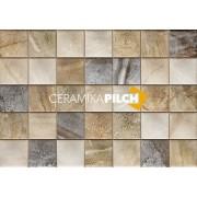 Pilch Trip Barcelona mozaika ścienna 31,5x45 __DARMOWA DOSTAWA OD 1600zł__