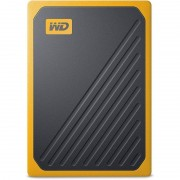 Western Digital My Passport Go SSD 500GB USB 3.1 Amarillo