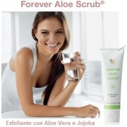 Forever Aloe Scrub, esfoliante - Forever Living Products