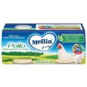 Mellin spa Omo Mellin Pollo 2x 80g