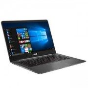 Лаптоп Asus UX430UN-GV059R, Intel Core i7-8550U (up to 4GHz, 8MB), 14 инча FullHD (1920x1080) LED AG, 8GB LPDDR3, 512GB SSD SATA3, 90NB0GH1-M03050