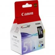 Canon CL-511 Cartucho Color MP240/260/480