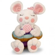 Sweetie Mouse Plush Adorable Stuffed Animal With Elaborate Animation [Toy]