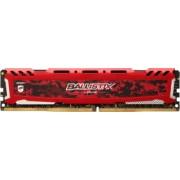 DDR4 16GB (1x16GB), DDR4 2400, CL16, DIMM 288-pin, Crucial Ballistix Sport LT BLS16G4D240FSE, 36mj