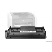 HP LaserJet 1010/1012/1015/1020/1022 & 3015/20/30 Ultraprecise Print Cartridge, black (up to 2,000 pages) (Q2612A)