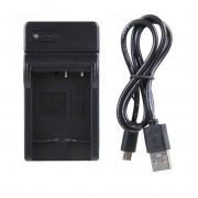 Smart LED indicator Acculader opladen dock Voor DSC-W DSC-T serie voor SONY NP-BN1 Camera Batterij