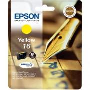Cartridge Epson T1624 yellow, WF-2010W/2510WF/2520NF/2530WF/2540WF 165 str.