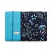 Wrap elastic Liliputi Rainbow line Deep Blue
