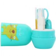 Dazzle Baby Manicure kit Nail Care Set Nail Cutter Set Baby All in one with Attractive Packing Available in Four Colors