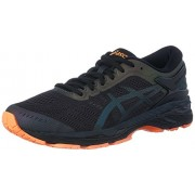 ASICS Men's Gel-Kayano 24 Lite-Show Phantom/Black/Reflective Running Shoes - 10 UK/India (45 EU)(11 US)