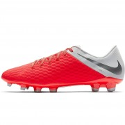 Ghete de fotbal barbati Nike Hypervenom 3 Academy FG AJ4120-600