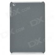 Funda protectora mate de silicona para el Mini iPad - Gris Negro