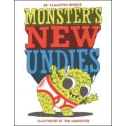 Monster's New Undies, Hardcover