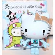 Tokidoki X Hello Kitty 2.5 Inch Vinyl Figure Robot Kitty