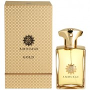 Amouage Gold Eau de Parfum para homens 50 ml