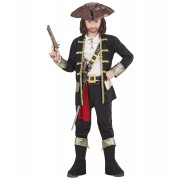 Costum Capitan Pirat Copii 5 - 7 ani / 128 cm