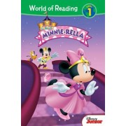 Mickey Mouse Clubhouse: Minnie-Rella, Hardcover