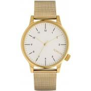 Komono Winston Royale Uhr gold