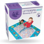 Boosterbox Letterspelmat