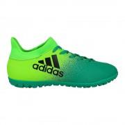 Chuteira Adidas X 16.3 In TF BB5875