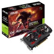 Grafička kartica GeForce GTX1050Ti ASUS 4GB DDR5, HDMI/DVI/DP/128bit/CERBERUS-GTX1050TI-O4G