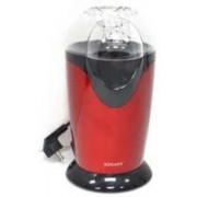 moradiya fresh Mini Electric Popcorn Maker Machine Mini Electric Popcorn Machine Maker Corn Popper 60 g Popcorn Maker(Red)