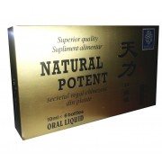 Natural Potent 6 fiole x 10 ml Naturalia Diet