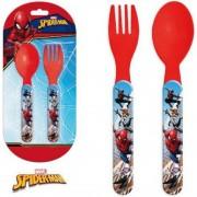 Spindelmannen Plastbestick Röd