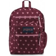 JanSport Big Student 34 L Backpack(Maroon)