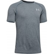 Under Armour Tech T-Shirt, Wire XS