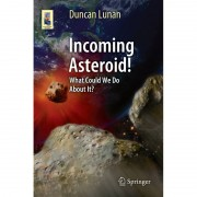 Springer Book Incoming Asteroid!