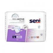 Chilot absorbant Seni Active Plus Large Nr 3 10 buc 7 picaturi