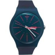 Swatch Navy 7236 SWATCH watches New Gent NEW GENTLEMAN SUON708 Men's Watches Watch - For Men