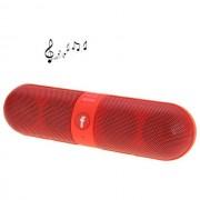 Maxy Altoparlante B6 Mini F-808 Cassa Radio Speaker Vivavocebluetooth 2.1 Universale Red Per Modelli A Marchio Ericsson
