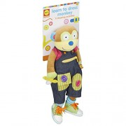 Alex Toys Early Learning Learn to Dress Monkey Little Hands
