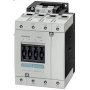 3RT1344-1BB40 , CONTACTOR 4 POLI 4NO 100A AC1 , 24 V/DC , GABARIT S3 , 100A, 66kw/400V