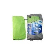 Toalha esportiva ultra absorvente 60x120 cm verde - TEK TOWEL L - Sea to Summit