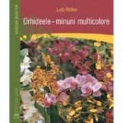 Orhideele. Minuni multicolore