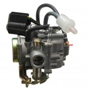 Meco Motorcycle Carburetor GY6 50cc Scooter Moped For Qingqi QM50QT Vento Baotian